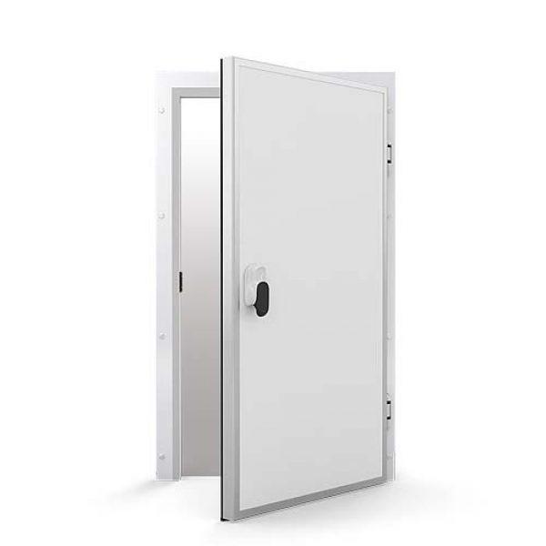Porte pivotante - chambre froide emdb