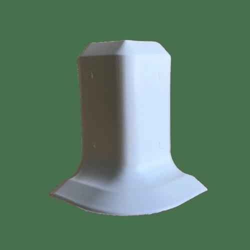 Embout de jonction plinthe souple 80 mm