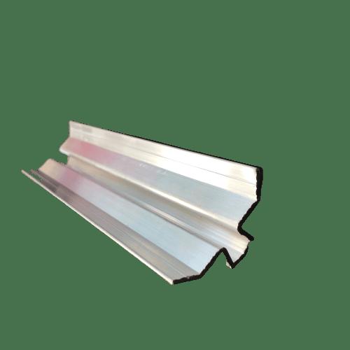 support en aluminium pour congé d'angle